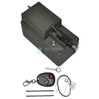 Paintball Wireless Remote Mine - Reusable   Paintball Sports