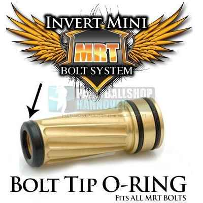 TechT MRT, Mini, AX & KUSH Bolt Tip Oring | Paintball Sports