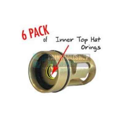 TechT L-7 Inner Bolt Stop O-Ring / Top-Hat O-Ring (Pack of 6) | Paintball Sports