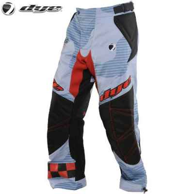 DYE C14 Paintball Hose / Pant (Bomber Blue Red, XS/S)   Paintball Sports