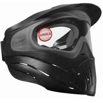 JT Premise Field Paintball Mask (black) | Paintball Sports