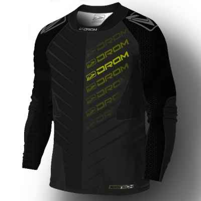 DROM Energy Paintball Jersey / Jersey - green (2XL) | Paintball Sports