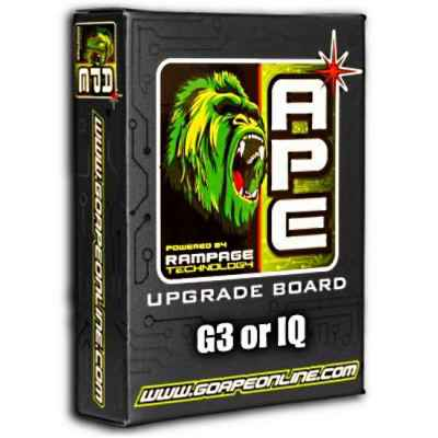 APE Rampage US Board for Dangerous Power E1 / G3 / G3 IQ | Paintball Sports