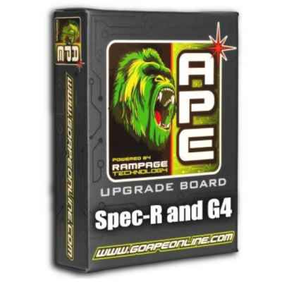 APE Rampage US Board for Dangerous Power G4 / G3 Spec-R | Paintball Sports