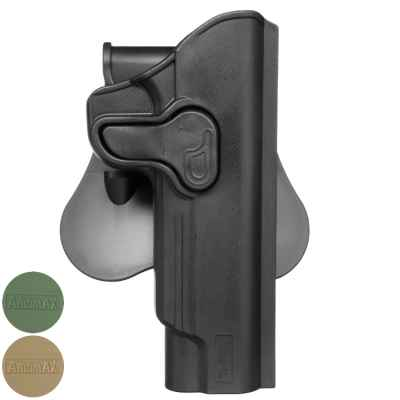 Amomax paddle holster for 1911 models   Paintball Sports