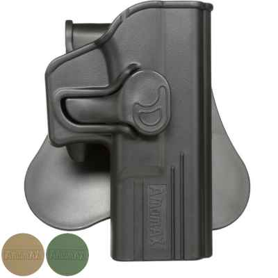Amomax paddle holster for Glock 19/23/32 models | Paintball Sports
