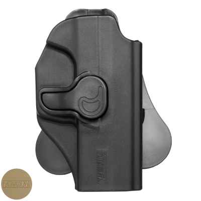 Amomax paddle holster for P99 models | Paintball Sports