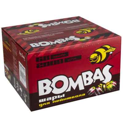 Artlife Bombas Premium Paintballs (2000 box) | Paintball Sports