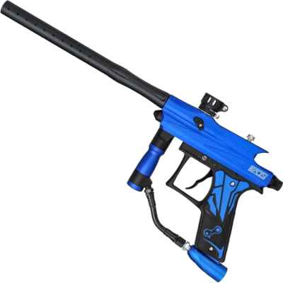 Azodin Kaos 3 paintball marker (blue / black) | Paintball Sports