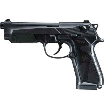 Beretta 90TWO Airsoft pistol (black) | Paintball Sports