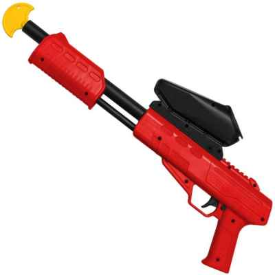 Blaster Kids Paintball Markers / Shotgun Cal. 50 (0.5 J) incl.loader (red) | Paintball Sports