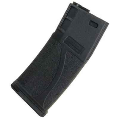 M4 Airsoft 140-shot Polymer Replacement Magazine Black | Paintball Sports