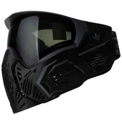 BunkerKings CMD / Command Paintball Mask LTD Edtion (Black Samurai) | Paintball Sports