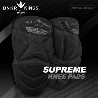 Bunker Kings Royal Guard V2 Supreme Paintball Knee Pad | Paintball Sports