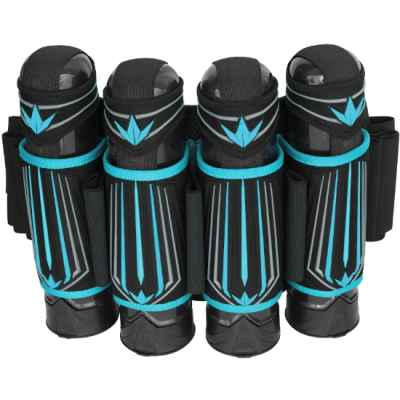 Bunker Kings Supreme V3 Paintball Battlepack 4 + 5 (cyan blue) | Paintball Sports