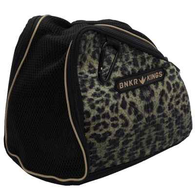Bunkerkings Supreme Goggle Bag (Leopard) | Paintball Sports