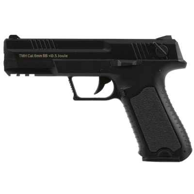 CYMA CM.127 AEP Airsoft pistol complete set (black)   Paintball Sports