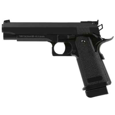 CYMA CM.128 AEP Airsoft pistol complete set (black)   Paintball Sports