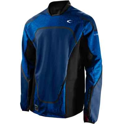 Carbon CC Paintball Jersey (blue)   Paintball Sports