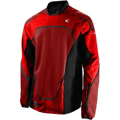 Carbon CC Paintball Jersey (red) M   Paintball Sports
