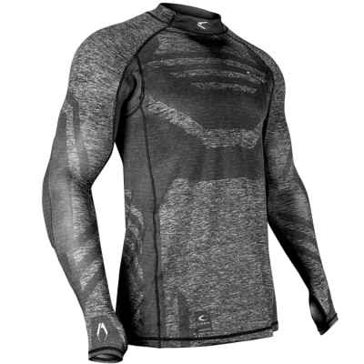 Carbon SC Protective Top (gray) | Paintball Sports