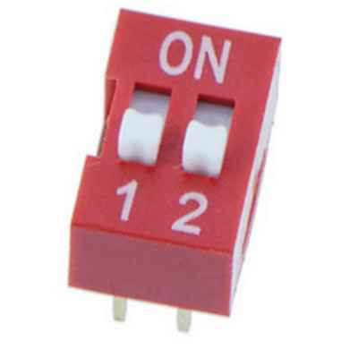 DIL switch (2-pin) for marker boards | Paintball Sports