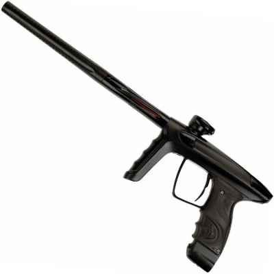 DLX Luxe TM40 paintball marker (black dust / black polished)   Paintball Sports