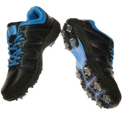 DROM 1.5 Paintball Tournament Shoes (Blue / Black) | Paintball Sports