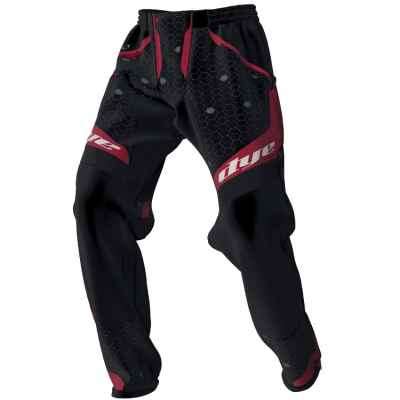 Dye LT Paintball Pants / Pants (Red) | Paintball Sports