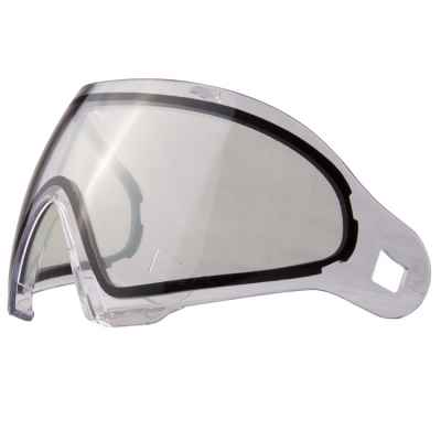 DYE I4 / I5 Paintball Thermal Masking Glass (clear / clear)   Paintball Sports
