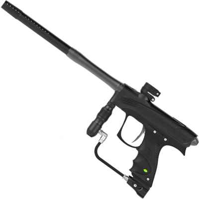 DYE Rize CZR Paintball Marker (Black / Gray) | Paintball Sports
