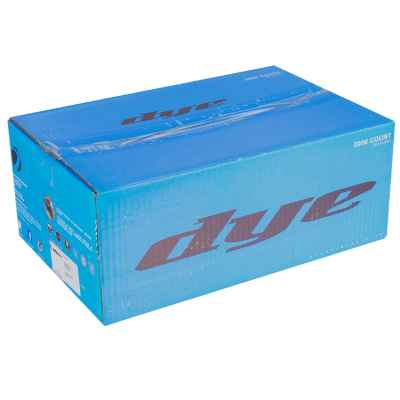 Dye Blue Box Tournament Paintballs (Box of 2000) | Paintball Sports