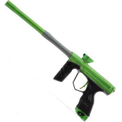Dye DSR Paintball Markers (Machine Green) | Paintball Sports