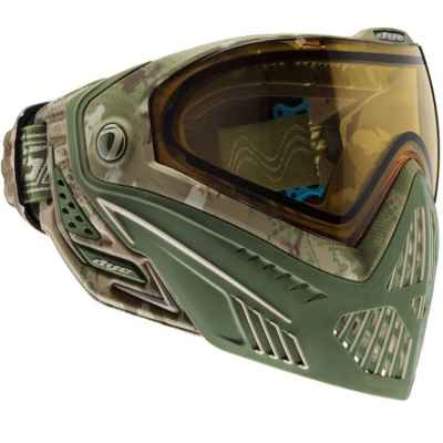 Dye I5 Paintball Thermal Mask (Dyecam) | Paintball Sports