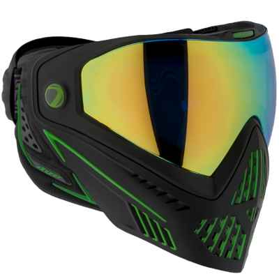 Dye I5 Paintball Thermal Mask EMERALD (green / black) | Paintball Sports