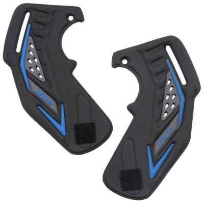 Dye I5 Soft Ear Pieces (Blue) - 2 pieces   Paintball Sports