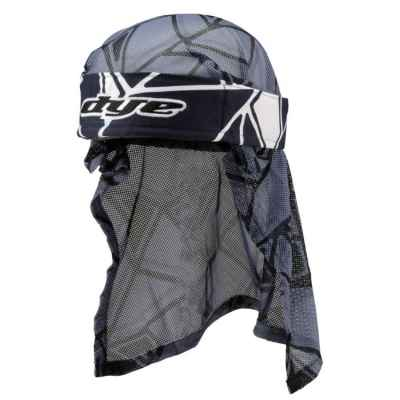 Dye Paintball Head Wrap (Infused - Navy / Black / Gray) | Paintball Sports