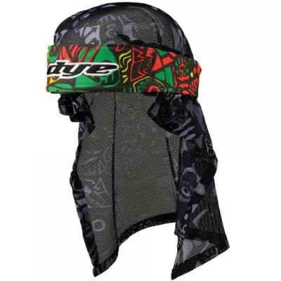 Dye Paintball Head Wrap (Eskimo Rasta) | Paintball Sports