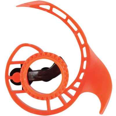 Dye Rotor R1 Hopper Center Feed Snail (orange) | Paintball Sports