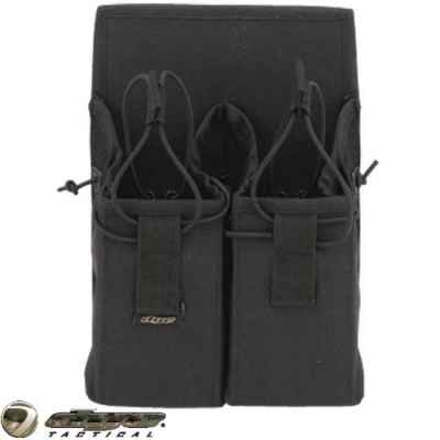 Dye Tactical 10er Magazine Bag 2 + 4 (black) | Paintball Sports