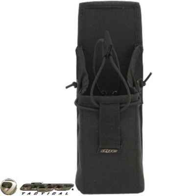 Dye Tactical 10er Magazine Bag 1 + 2 (black) | Paintball Sports