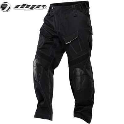 Dye Tactical Paintball Pants V2.5 black (XS / S) | Paintball Sports