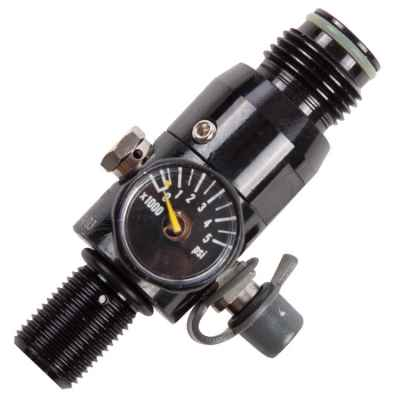 Dynamic Sports Gear Compact Flow HP Regulator (300 Bar) | Paintball Sports