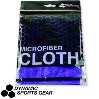 DSG Paintball microfibre cloth / mask cloth 30x30cm dark blue | Paintball Sports