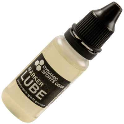 Dynamic Sports Gear Paintball Marker Oil (15ml) | Paintball Sports