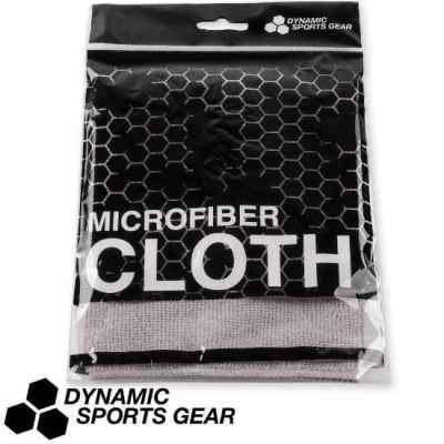 DSG Paintball Microfibre Cloth / Mask Cloth 30x30cm (gray) | Paintball Sports