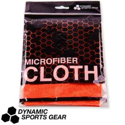 DSG Paintball Microfibre Cloth / Mask Cloth 30x30cm (orange) | Paintball Sports