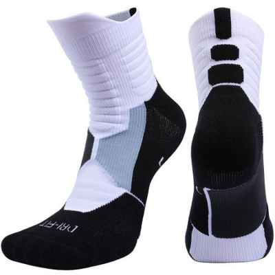 Dynamic Sports Gear SUPER SPRINT Paintball Sports Socks (white) | Paintball Sports