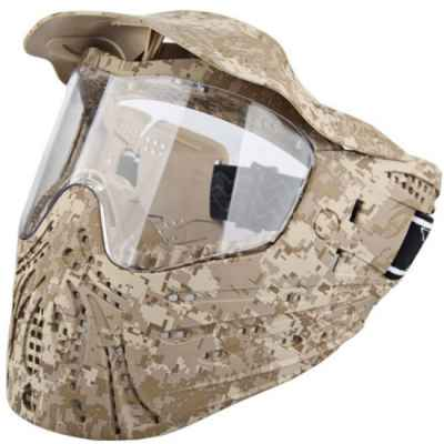 EmersonGear AS Tactical Airsoft Mask (Digital Desert) | Paintball Sports