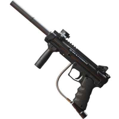Empire BT-4 Combat Slice Paintball Marker (Black) | Paintball Sports